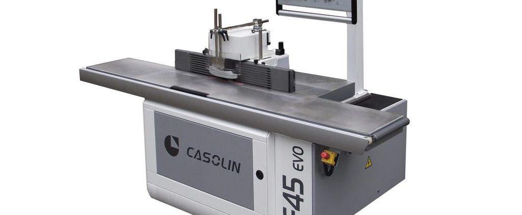 Casolin Evo F45 freesmachine