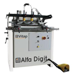 Vitap Alfa Digit meerspillige boormachine