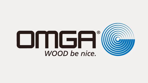 Omga houtbewerkingsmachines logo
