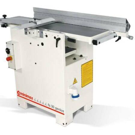 tweevoudig-combinatiemachine-minimax-FS30-Genius-vlakvandktebank