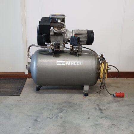 Atlas Copco LE 6 compressor
