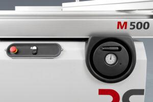 Robland M500 Schulpzaag