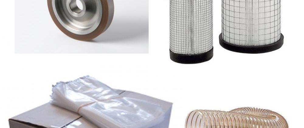 Gereedschappen, Onderdelen & Materialen